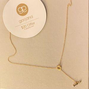 Gorjana Gold coloured adjustable chain